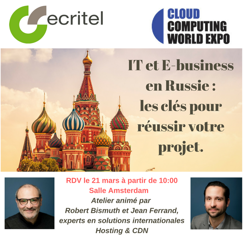 Atelier E-business en Russie